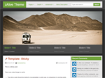 Download 10 Free Wordpress Marketing Themes